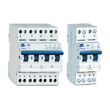 MCB Changeover Switch